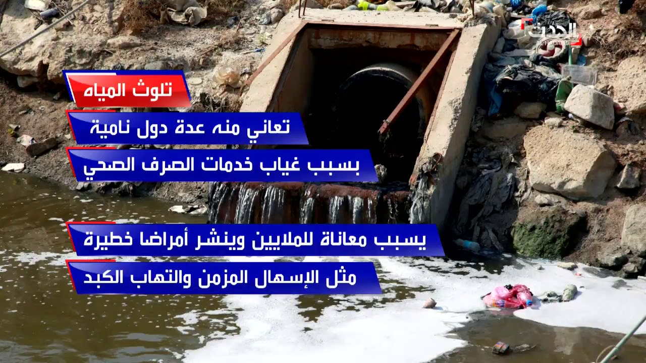 بالصور اسباب تلوث الماء , اهم مسببات تلوث المياه 2265 3
