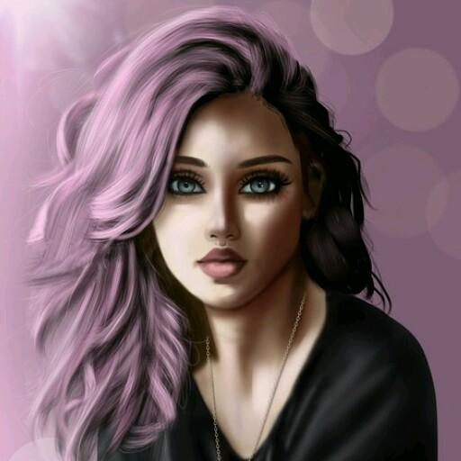 بالصور بنات كيوت رسم , صور بنات مرسومة غاية في الروعة والرقة 2336 12