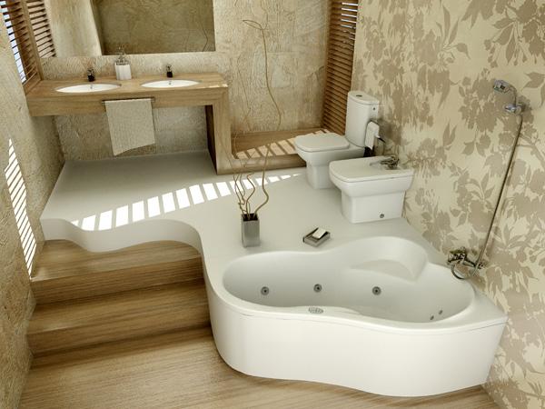 بالصور ديكورات حمامات صغيرة جدا وبسيطة , شاهد تصميمات تتميز بالبساطة للحمامات الضيقة 2467 11