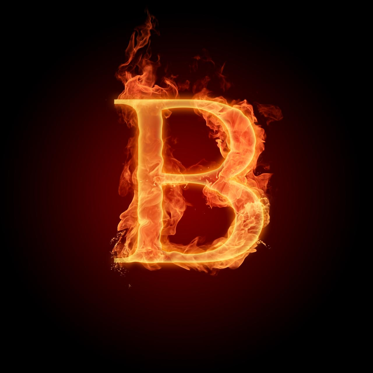 بالصور صور حرف b , اجمل الصور المكتوب عليها حرف b 2507 10