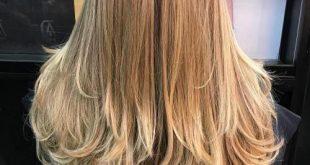 بالصور قصات شعر طويل 2019 , احدث قصات الشعر الطويل لهذا العام 2514 310x165