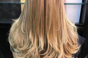 بالصور قصات شعر طويل 2019 , احدث قصات الشعر الطويل لهذا العام 2514 310x205