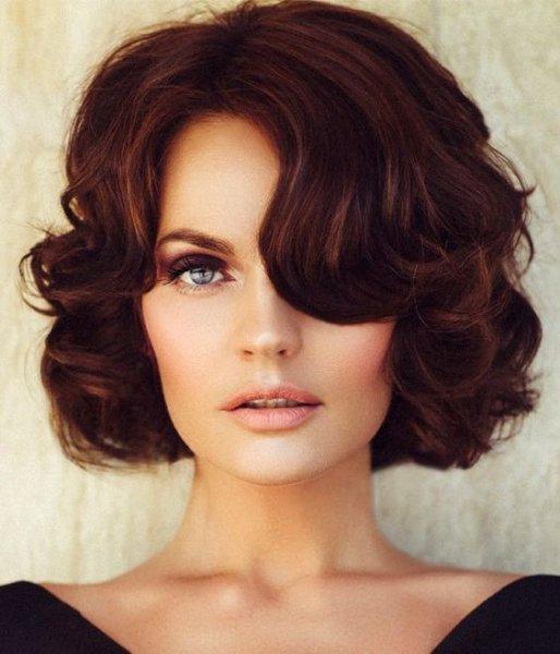 صورة تسريحات شعر قصير جدا , صور جميلة لتصفيف الشعر القصير