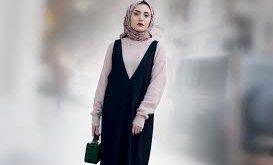 بالصور احدث الازياء للمحجبات , اروع ملابس المحجبات 12288 12 273x165