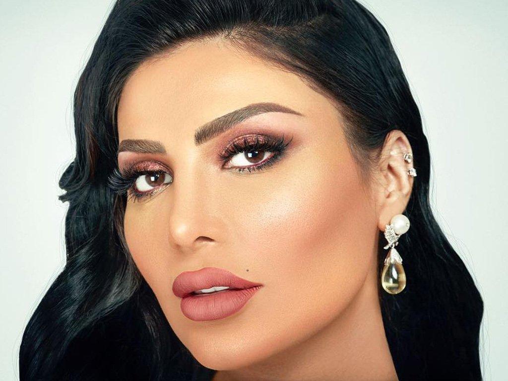 بالصور مكياج حنان دشتى , اسلوب مكياج الكويتية حنان دشتي