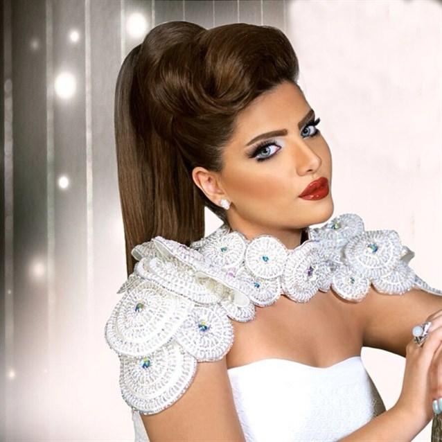 بالصور مكياج حنان دشتى , اسلوب مكياج الكويتية حنان دشتي 12471 14
