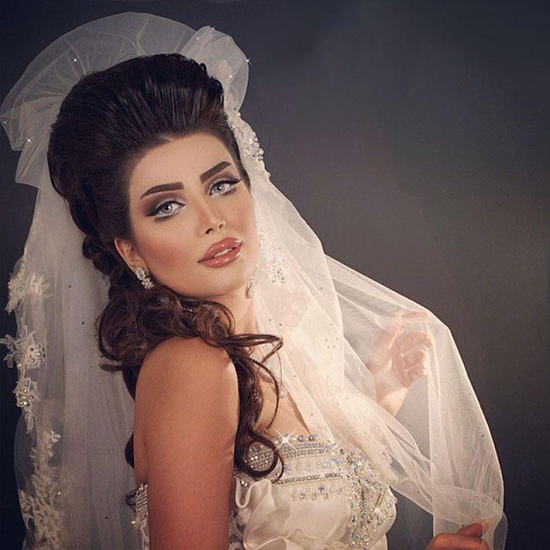 بالصور مكياج حنان دشتى , اسلوب مكياج الكويتية حنان دشتي 12471 15