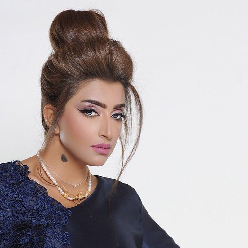 بالصور مكياج حنان دشتى , اسلوب مكياج الكويتية حنان دشتي 12471 19
