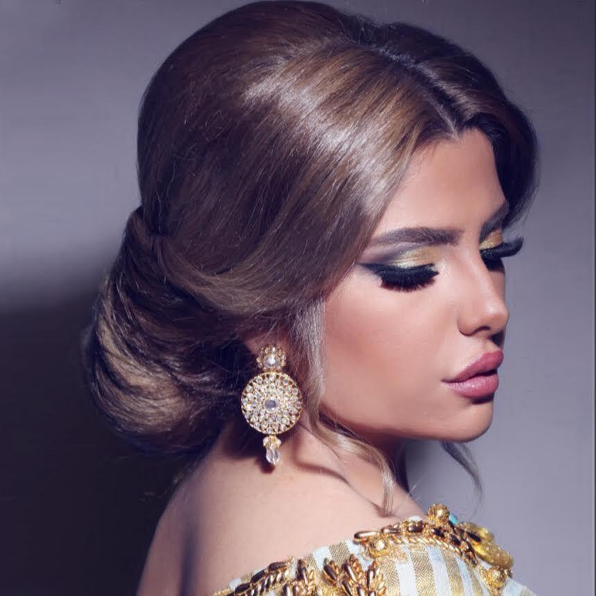 بالصور مكياج حنان دشتى , اسلوب مكياج الكويتية حنان دشتي 12471 22