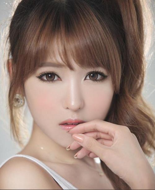 بالصور اجمل بنات كوريات في العالم , صور الفاتنات والجميلات في كوريا 368 12