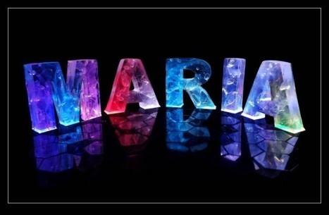 صور معنى اسم ماريا , تعرف علي اسم ماريا واصله ومعناه