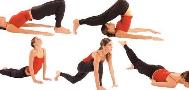 صورة تمارين لشد الجسم , افضل تمرين لتنسيق الجسم