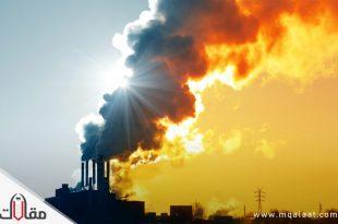 صورة اسباب الاحتباس الحراري , العوامل التى تؤدى لحدوث الاحتباس الحرارى