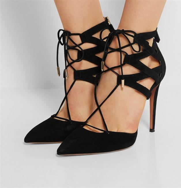 صور احذية حيدر الهرمزي , احدث التصميمات للاحذية ماركة حيدر الهرمزى