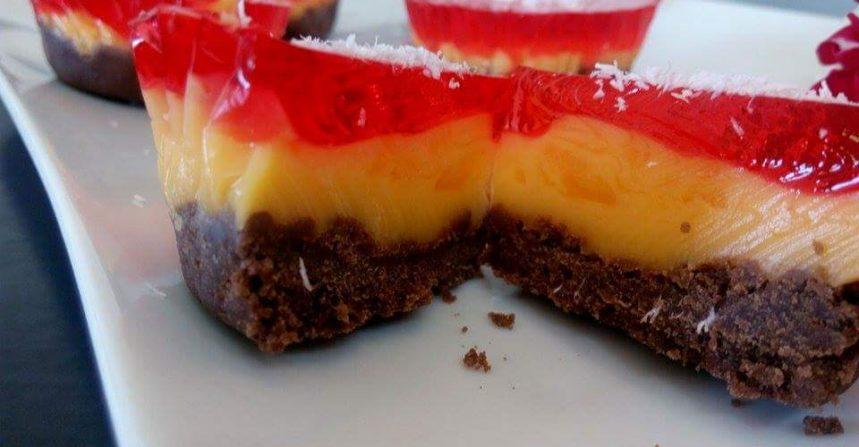 صور حلويات باردة بالبسكويت والجلي , اجمل الوصفات للحلويات الباردة بالبسكويت و الجلي