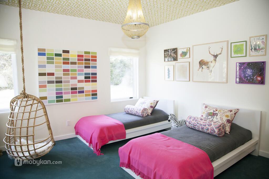 صور افكار غرف نوم اطفال , احدث اشكال لغرفة النوم الاطفال