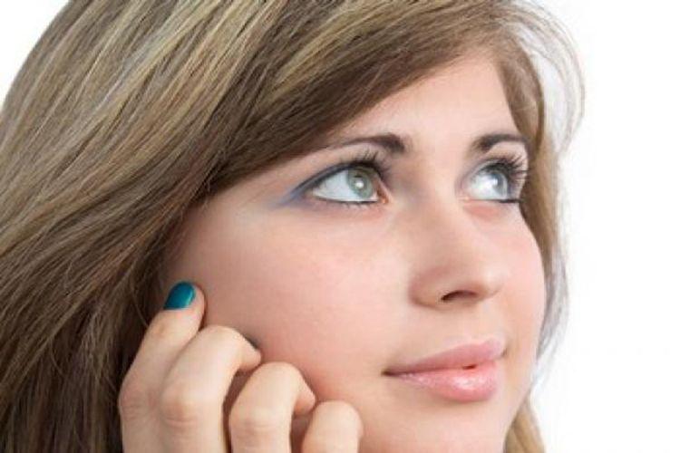 صورة اسباب نحافة الوجه , ماهي الاسباب التى تؤدي علي نحافة الوجه