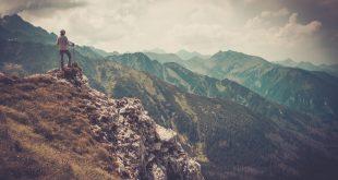 صور تفسير حلم الجبل العالي , رؤية الجبال العالية في الاحلام