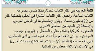 صور موضوع عن اهمية اللغة العربية , للغه العربيه تاثير ايجابي في حياتنا تعرف على اهميتها