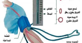 صورة كيفية قراءة قياس ضغط الدم , ماهي القراءة الصحيحة لضغط الدم