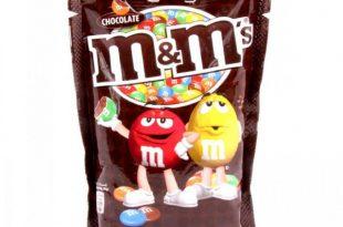صورة شوكولاته ام اند امز , ماهي شوكولاته ام اند امز