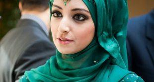 صورة موديلات حجاب للمناسبات , احدث الصيحات في لف الحجاب للمناسبات