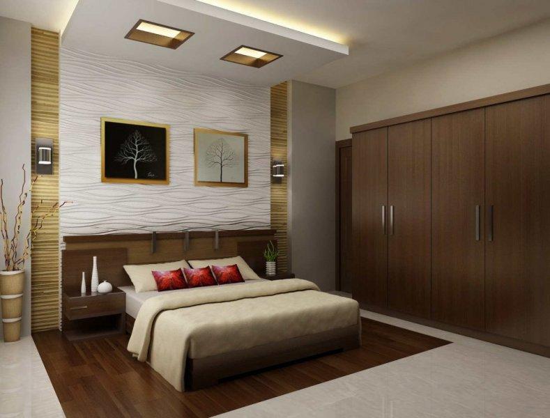 صورة ديكور جبس غرفة النوم , موضة جديدة لديكور غرف النوم