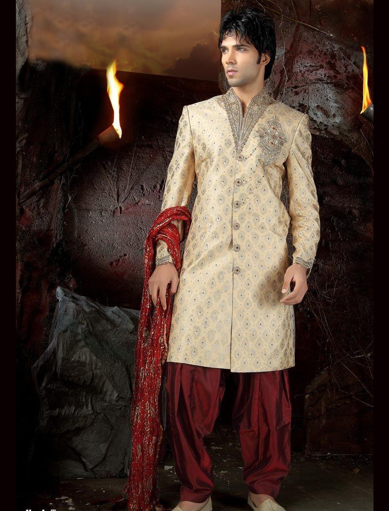 صور لبس هندي للرجال , احدث ازياء هندية للرجال