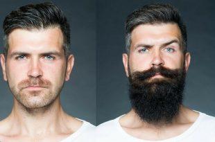 صور كيفية تقوية شعر اللحية , افضل الطرق لتكثيف وتقوية اللحية
