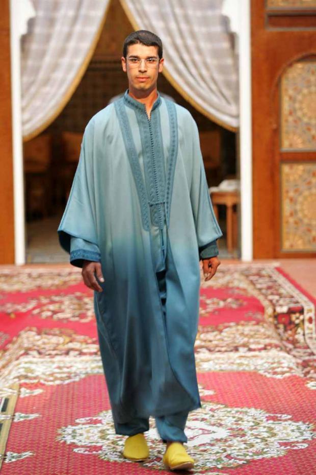 صور اللباس المغربي العصري , احدث الصيحات في اللبس المغربي