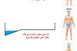 صورة كيف تزيل الكرش , وصفات رائعه لتخسيس الكرش