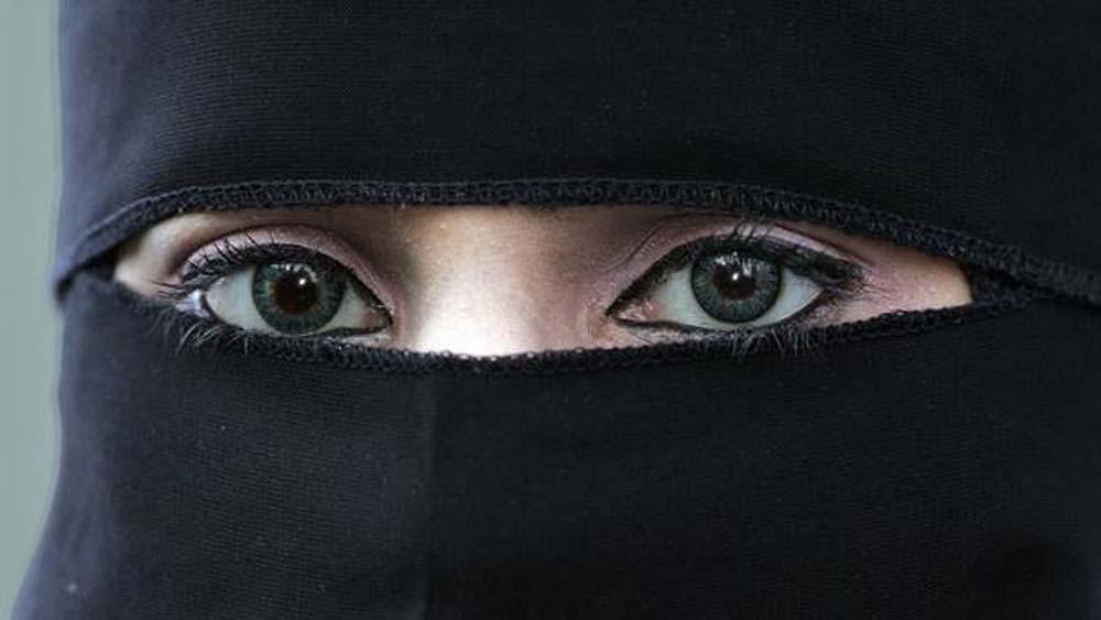 صور عيون منقبه جميله , صور لاجمل عيون منقبة