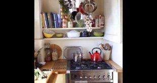 صور افكار للمطابخ الضيقة , فكرة مميز جدا للمطبخ الصغير بالصور