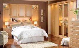 صورة ديكور غرف نوم صغيرة , الاستغناء عن السراير الكبيرة