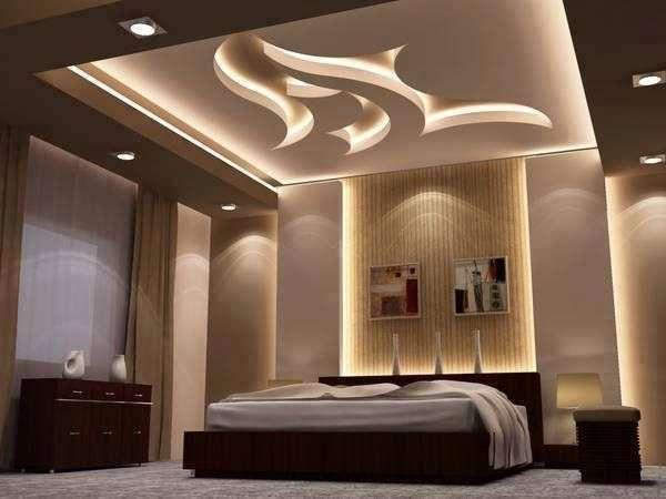 ديكورات الجبس لغرف النوم اهم ديكورات المنزل العصري الحديث عيون