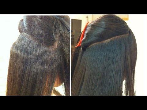 صورة خلطات لتطويل الشعر وتنعيمه , طولي وكثي شعرك