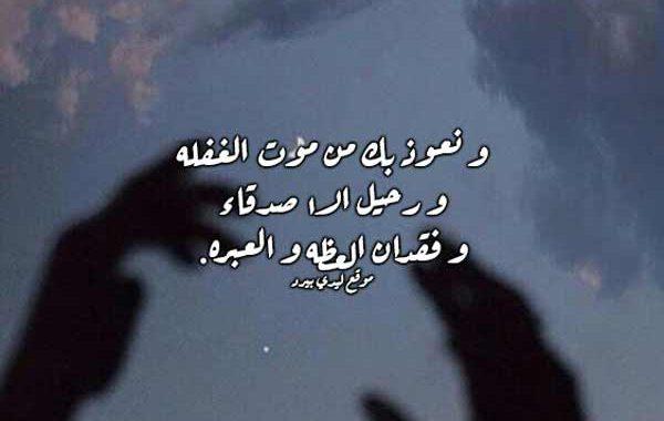 قوي ابيات شعر عن فراق ووداع 9