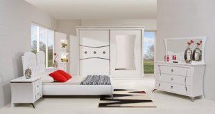 صورة صور غرف نوم بيضاء , اجدد اشكال غرف النوم