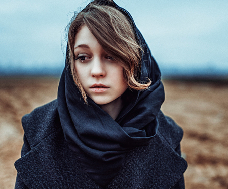 صورة صور نساء معبرة , صور معبرة عن الهدوء و الرصانة