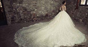صور اجمل الفساتين للعروس , فساتين انيقة و رائعه