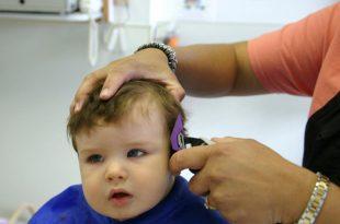 صورة قص شعر الاطفال عمر سنه , شعر الاطفال يحظي بعناية خاصة