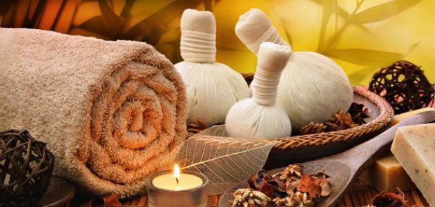 صورة طريقة عمل حمام مغربي , ازالة الجلد الميت من الجسم