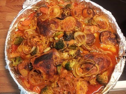 صور اكلات عراقية بالدجاج , التبسي العراقي وما اجمله