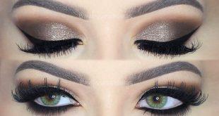 صورة صور مكياج عيون, طريقة عمل مكياج عيون