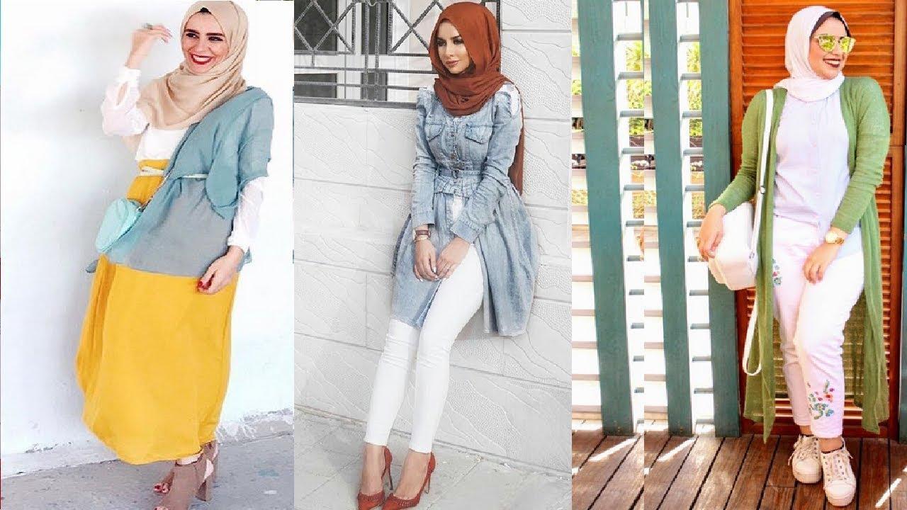 صورة موضة الحجاب, تنسيق الملابس للمحجبات 4296 4