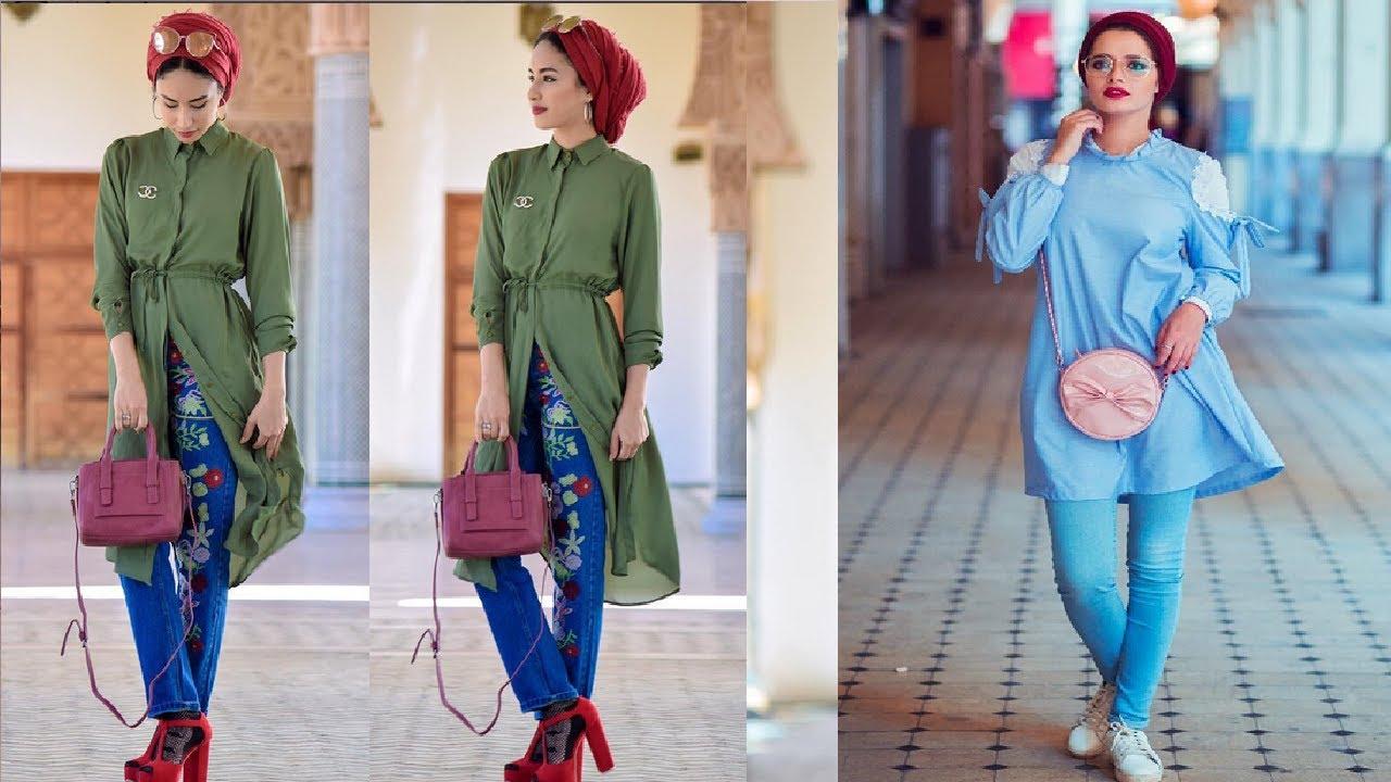 صورة موضة الحجاب, تنسيق الملابس للمحجبات 4296 6