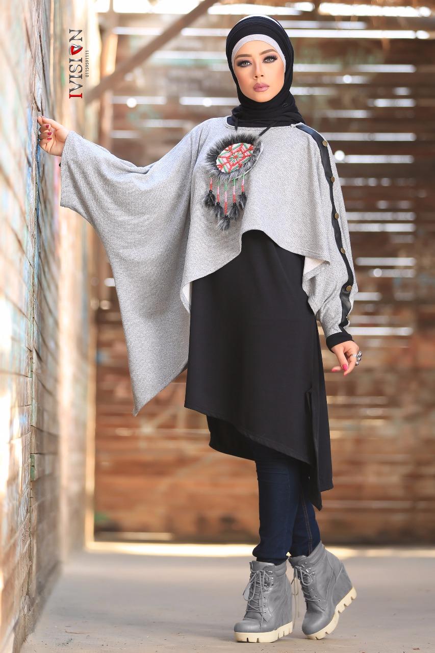 صورة موضة الحجاب, تنسيق الملابس للمحجبات 4296 7