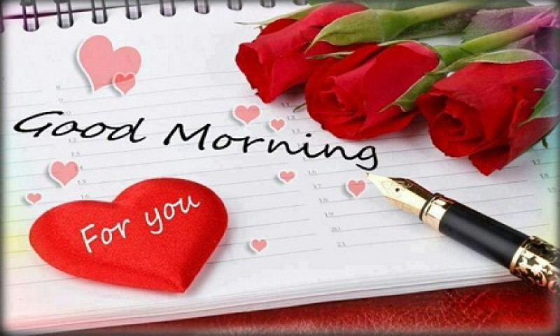 صورة مسجات صباح الخير حبيبي, عبارات صباحية رومنسيه 4306 9