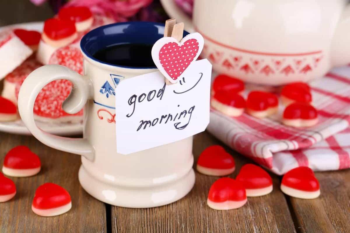 صورة مسجات صباح الخير حبيبي, عبارات صباحية رومنسيه 4306