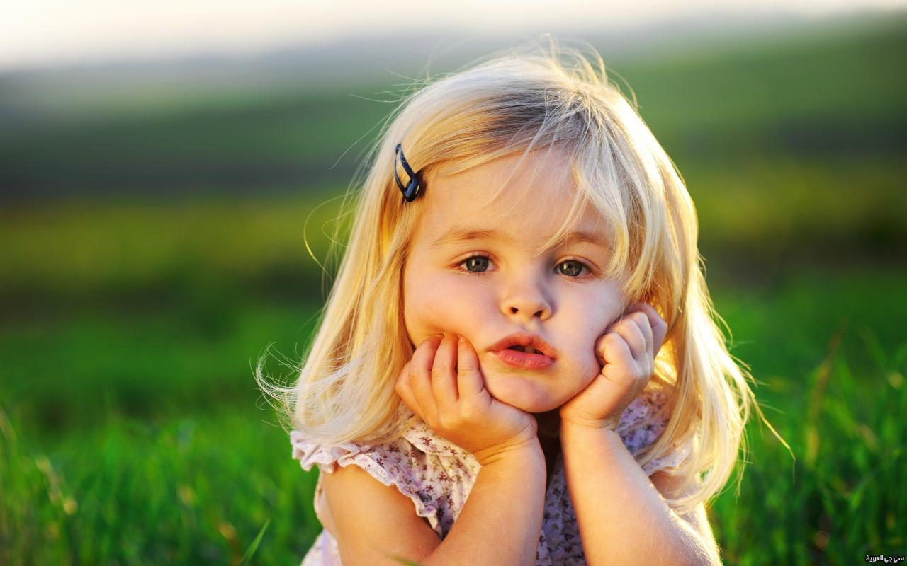 صورة اطفال بنات حلوين, عبارات عن الأطفال